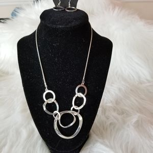 Paparazzi Silver Chain Necklace
